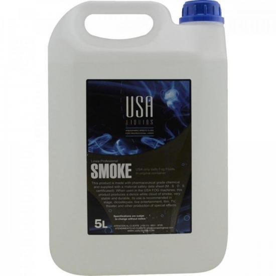 Carga De Fumaça 5 Litros Smoke Profissional USA (71124)