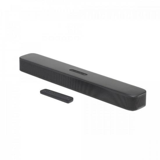 Soundbar 2.0 Bluetooth 80W All In One Preto JBL (71300)