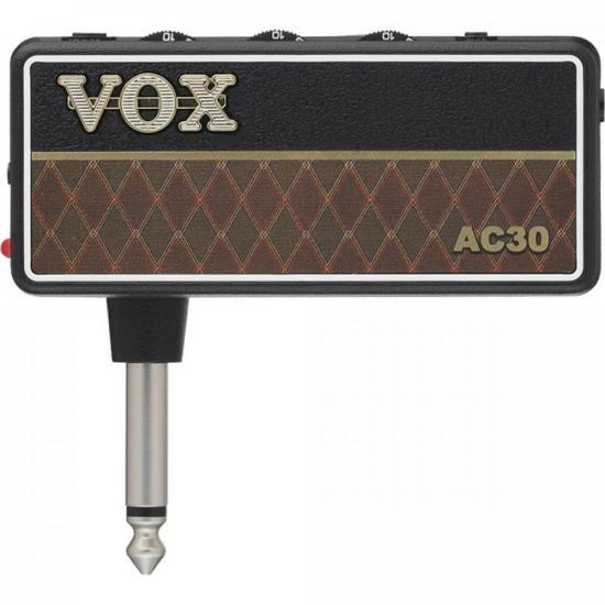 Amplificador Portátil p/ Guitarra amPLUG AC30 AP2-AC VOX (73264)