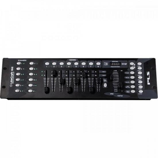 Mesa controladora DMX Litecraft 192 PLS (73501)