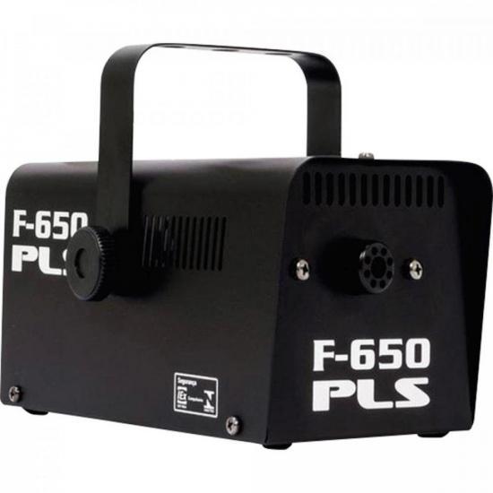 MAQUINA DE FUMACA PLS F-650 127V (75120)